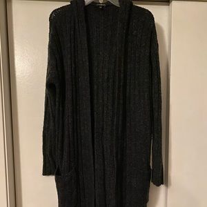 Express hooded cardigan Size L